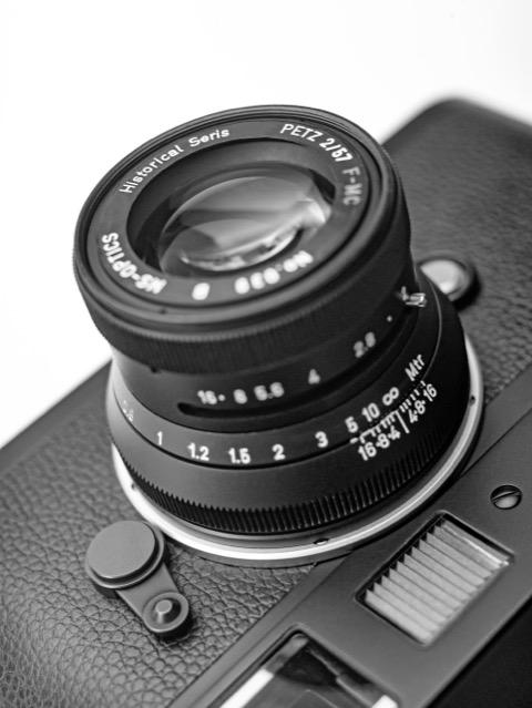 Petz 57mm de MS Optics