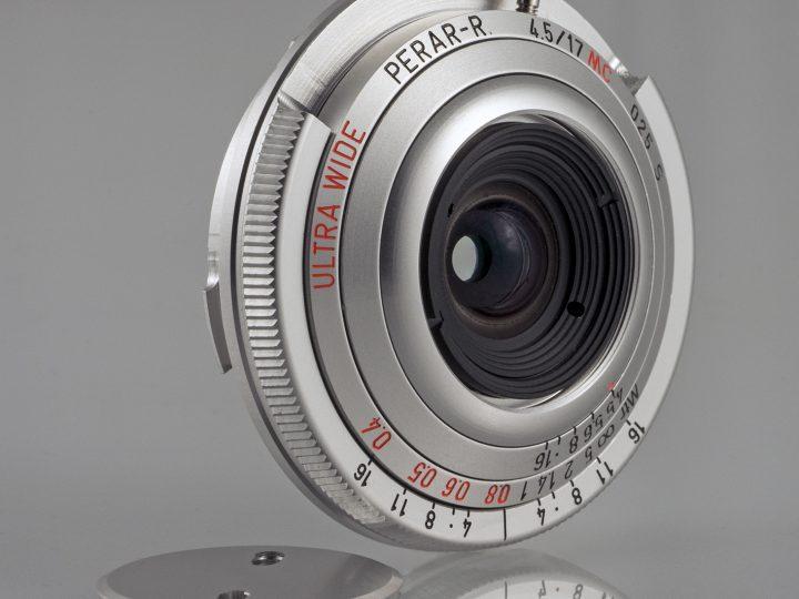 MS Optics Perar 17mm f/4.5 Retro Focus Ultra Thin, l'Ultra Grand Angle de 60grs