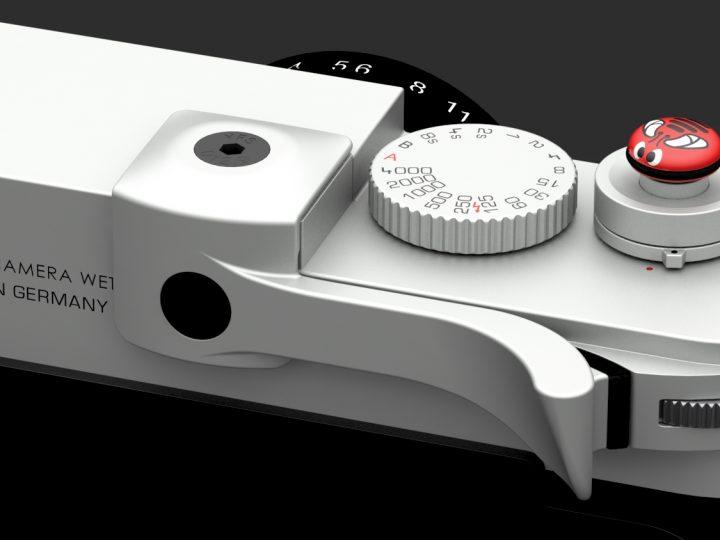 Le Thumbs Up EP-MX à l'ergonomie courbe dessiné spécialement pour votre Leica M 10