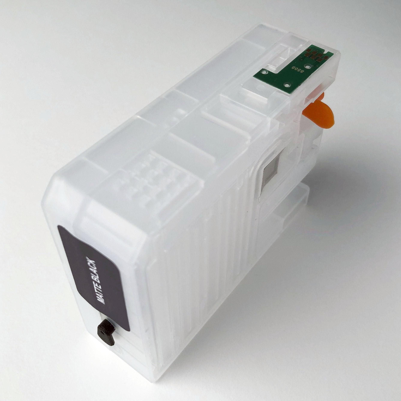 Refillable cartridges for Epson SC-P800